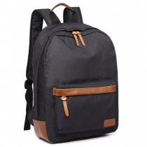 Dámský černý batoh Giovana 6602