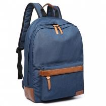 Dámský námořnicky modrý batoh Giovana 6602