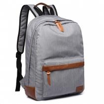 Dámský šedý batoh Giovana 6602