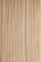 Vlasy s keratinem vlnité - 50 cm platinová blond