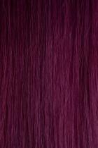 TAPE IN vlasy 2 pásky - 50 cm fialová