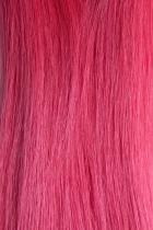 Vlasy Easy rings 10 pramenů - 50 cm růžová