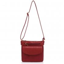 Dámská červená kabelka Priscila 490