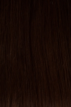 CLIP IN vlasy - set 60 cm středně hnědá