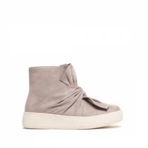 Dámské šedé kotníkové boty Paola 8218