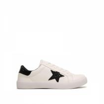 Dámské bíločerné tenisky Estrella 8212