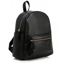 Dámský černý batoh Eddie 186C