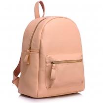 Dámský růžový batoh Eddie 186C
