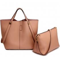 SET: Dámská tělová kabelka Brenda 198