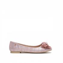Dámské růžové baleríny Elsa 1158