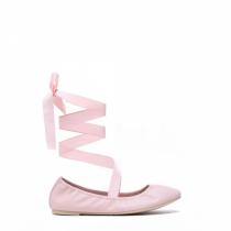Dámské růžové baleríny Fanny 1173