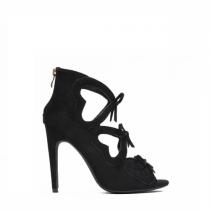 Dámské černé sandály Jane 1240