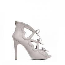 Dámské šedé sandály Jane 1240