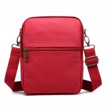 Dámská červená kabelka Denny 1660