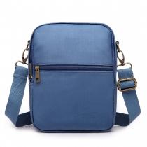 Dámská modrá kabelka Denny 1660