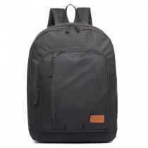 Dámský černý batoh Grifen 6612