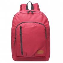 Dámský červený batoh Grifen 6612