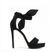 Dámské černé sandály Tessa 1203