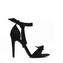 Dámské černé sandály Marinoll 1227