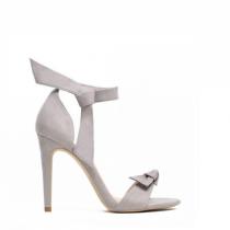 Dámské šedé sandály Marinoll 1227
