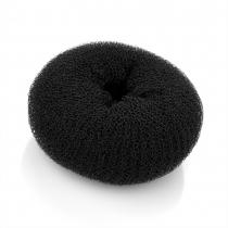 Vlasový donut 9 cm 27243 černý