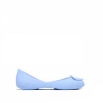 Dámské světle modré baleríny Milly 101
