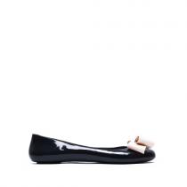 Dámské černé baleríny Verona 103