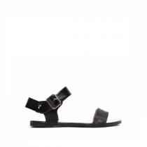 Dámské černé sandály Foestra 2077
