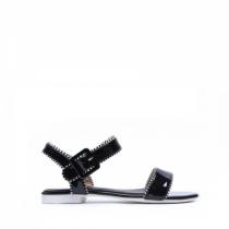 Dámské černé sandály Olivia 3082