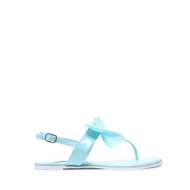 Dámské modré sandály Norah 6130