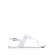 Dámské bílé sandály Norah 6130