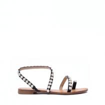 Dámské černé sandály Vinetha 1248