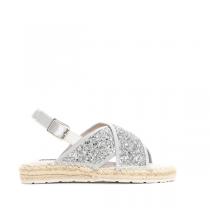 Dámské šedé sandále Goldie 6134