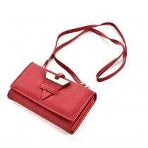Dámská červená peněženka Zahara 1411