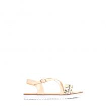 Dámské béžové sandály Caroline 3066