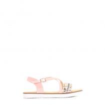 Dámské růžové sandály Caroline 3066