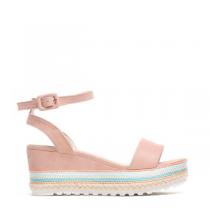 Dámské růžové sandály na platformě Keira 6095