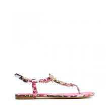 Dámské růžové sandály Ibiza 7163