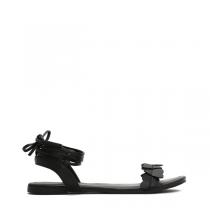 Dámské černé sandály Hailee 6132