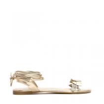 Dámské zlaté sandály Hailee 6132