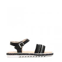 Dámské černé sandále Evelyn 6108