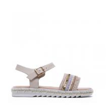 Dámské béžové sandále Evelyn 6108