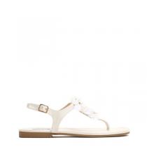 Dámské bílé sandále Jovana 8236