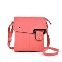 Dámská růžová kabelka Nelly 5021