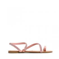 Dámské růžové sandále Maura 6131