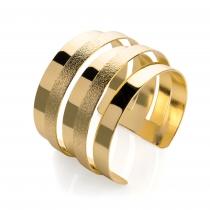 Náramek ve zlaté barvě Aramis 30600