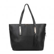 Dámská černá kabelka Anja 5196