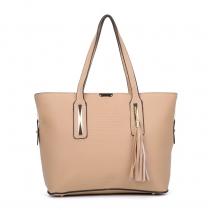 Dámská béžová kabelka Anja 5196