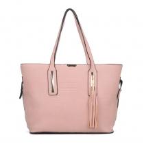 Dámská růžová kabelka Anja 5196