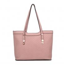 Dámská růžová kabelka Dajana 5197